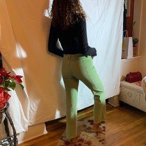Pants - Women's Green Corduroys!